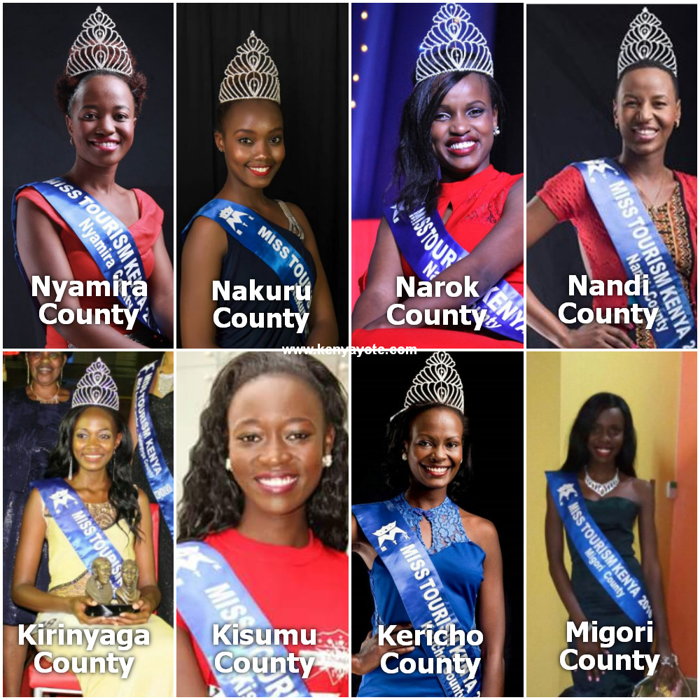 Photo of Miss Tourism Kenya 2016