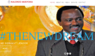 kalonzo musyoka website