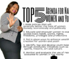 Millicent Omanga will be running for Nairobi County Women Rep in 2017. Omanga has already attracted a huge following with from the youths, many of whom are more receptive to some of her more radical ideas. Just in case you have met or heard from her five strategies for Nairobi women and youths. What Millicent Omanga will do for women and youths if voted in; 1. Make policies that will generally better the lives of women socially, economically and politically 2. Educate and empower women to easily access basic needs, wants, rights, freedoms, privileges and protections 3. Put in place ways to enhance wealth creation for women and youth 4. Identify, tap and develop youth talent through community initiatives such as sports, theatre, art and culture 5. Monitor and evaluate the use of resource allocated to women in the county