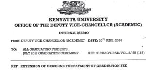 ku graduation ceremony