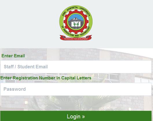 Jkuat Online Booking Of Rooms Hostels Dates Notice