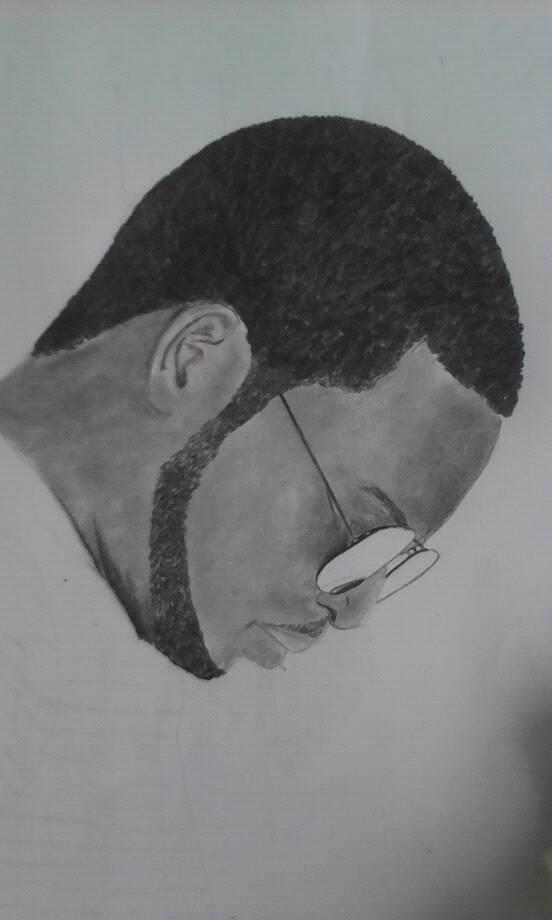 Motchezz-Kenya's best Portrait Drawing Artist-Pencil ...
