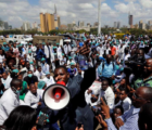 Dictors on strike kenya