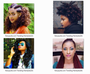 best hairstyles in kenya 2017