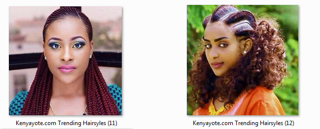 best hairstyles in kenya