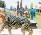 Kisii Soapstone in Tabaka animals