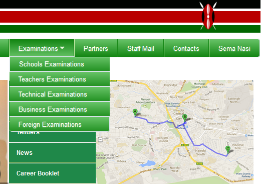 KNEC: Download PTE, TCAE, DTE, SNE exam timetables, 2017 ...