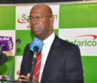 Safaricom fixed data bob collymore