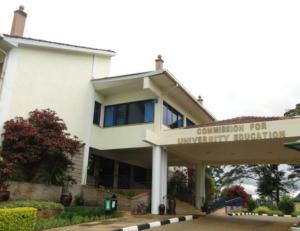 matiangi cue fake degress audit report