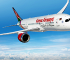 kenya airways online flight booking