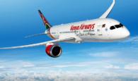 kenya airways online flight booking