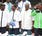nasa coalition party presidential aspirant raila