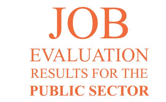 src job group evaluation of salaries for public, civil servants teacher