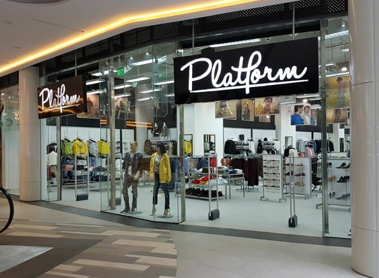 tworivers mall platform fashion shop