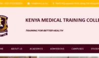 KMTC 2017 successful list of candidates for march intake selected candidates
