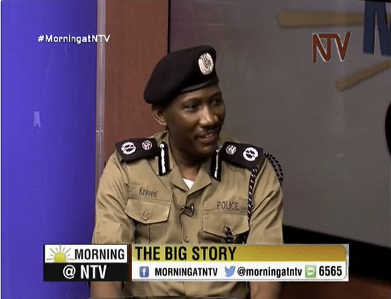 Uganda Police spokesperson AIGP Andrew Felix Kaweesi death