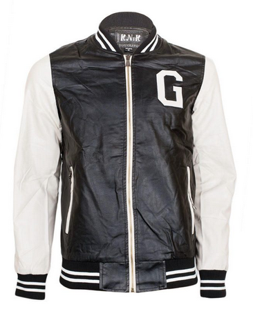 Leather Jacket  ans Baseball jacket Fashion trend in campus