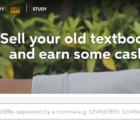 where to sell text books online in person, old, used Chegg