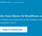 wordpress.com affiliate program, Jetppack, pressable