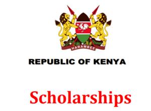 2017 governmnt scholarships for kenyan students studing undergraduate and postgraduate degrees