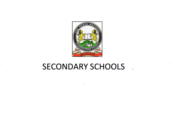 Nairobi County and sub county secondary schools