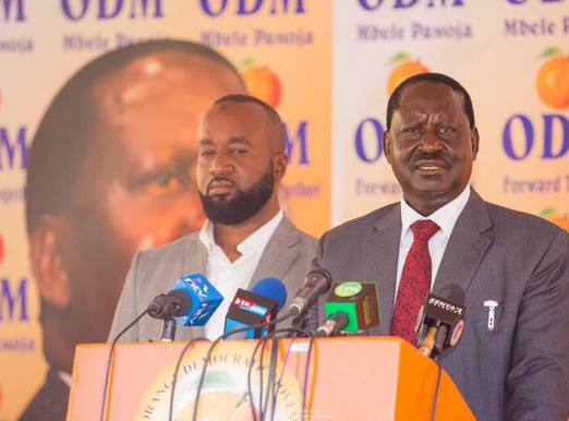 ODM party Kajiado county nominations results winner, primaries