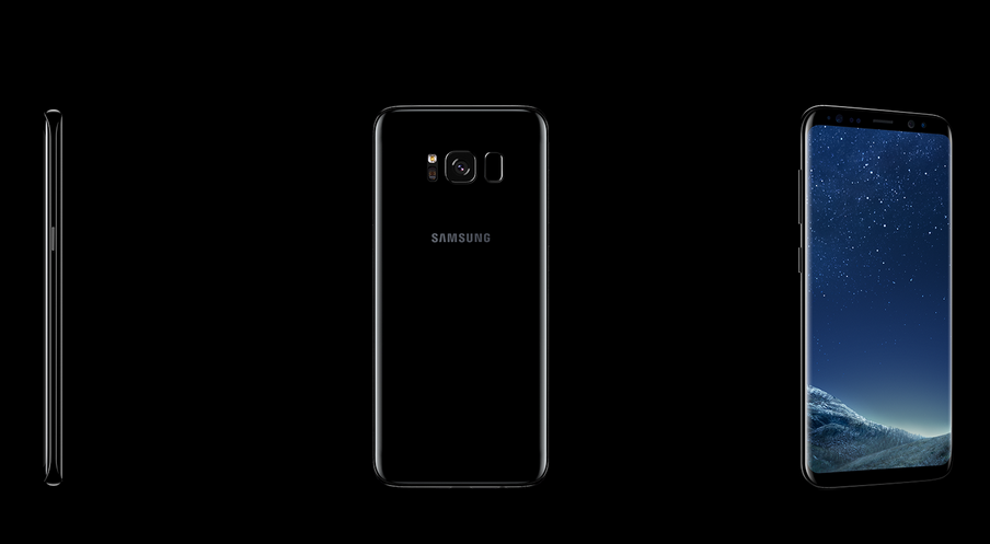 Samsung Galaxy S8 and S8+  in Kenya Review, nairobi