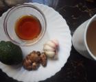 ending cold with Ginger, Garlic, Honey and lemon; avoid pharmaceutical drugs