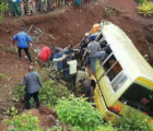 32 students of St. Lucky Vincent die in a road accident, Karatu