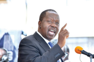 CS Matiangi Schools to close for two weeks ahead of elections