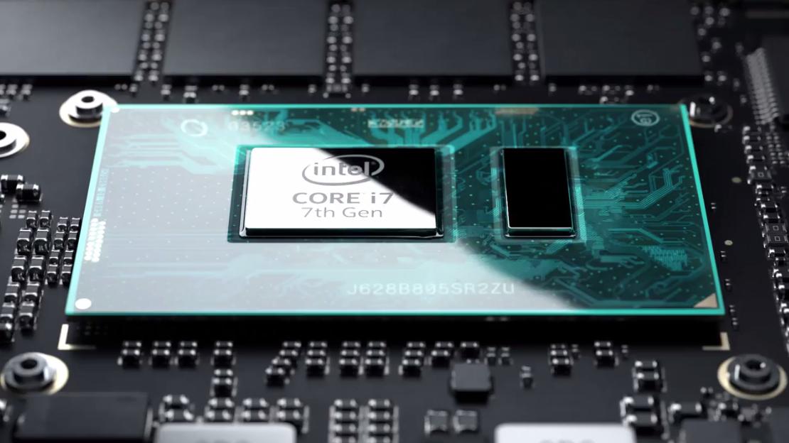 Microsoft Surface  Intel Core i7 7th Gen , Photo of hardware