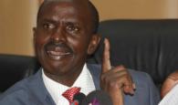 Kenya National Union of Teachers (KNUT) Secretary General Wilson Sossion