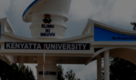 Kenyatta University KUCCPS admission list and campus admitted, 2017