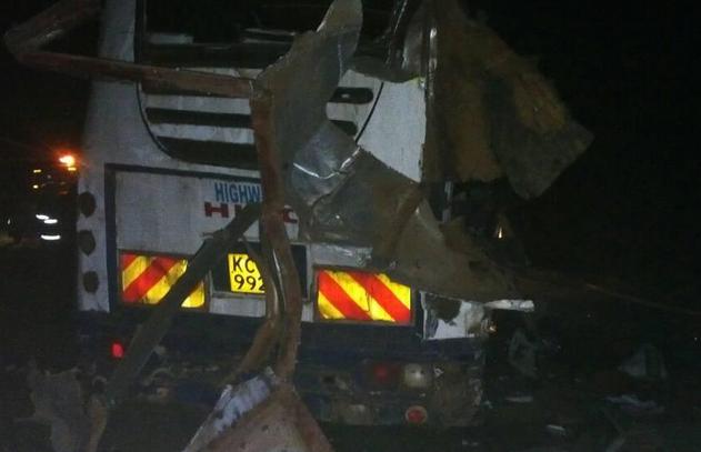 Mbaruk, Soysambu accident kills 19 in Nairobi-Nakuru highway