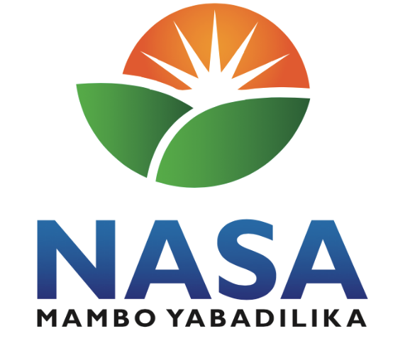 Image result for nasa kenya logo