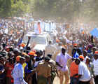 NASA in Isiolo County for political rally