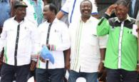 Photos Raila Odinga, NASA Rally in Afraha Stadium, Nakuru 2017