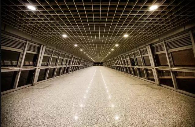 Standard Gauge RailWay passage