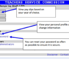TSC official portal, Online Payslips fo Teachers, Registation and Download