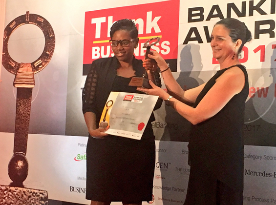 Banking awards in Kenya 2017, best financial institutions in Kenya