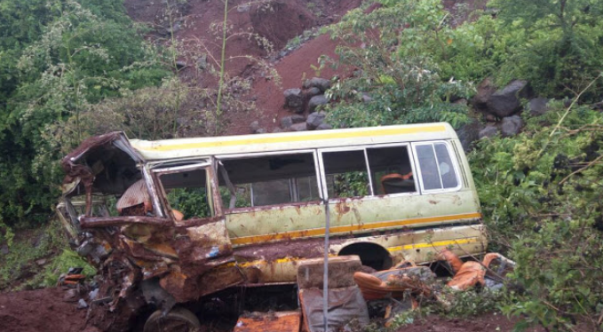 St. Lucky Vincent students 32 die in accident headed to Ngorongoro Crater