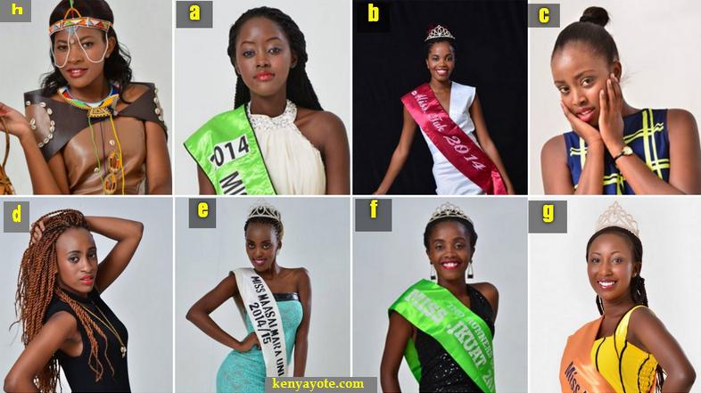 Best Miss University in Kenya photos