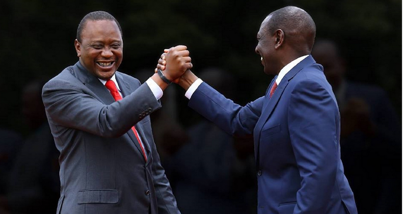 Jubilee Party Leaders, president Uhuru Kenyatta and William Ruto will be launching their reelection campaign manifestos today