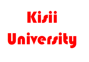 Kisii University KUCCPS admission letters and requirements
