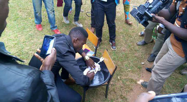 Kyadondo East parliamentary By Election result Robert Kyagulanyi, Bobi Wine winnner