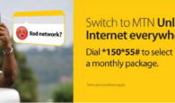 MTN Uganda Unlimited Internet packages, How to Buy, activate and price/charges
