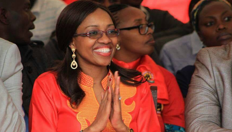 Susan Kihika barred from contesting Nakuru County Senator seat by Political Parties Tribunal