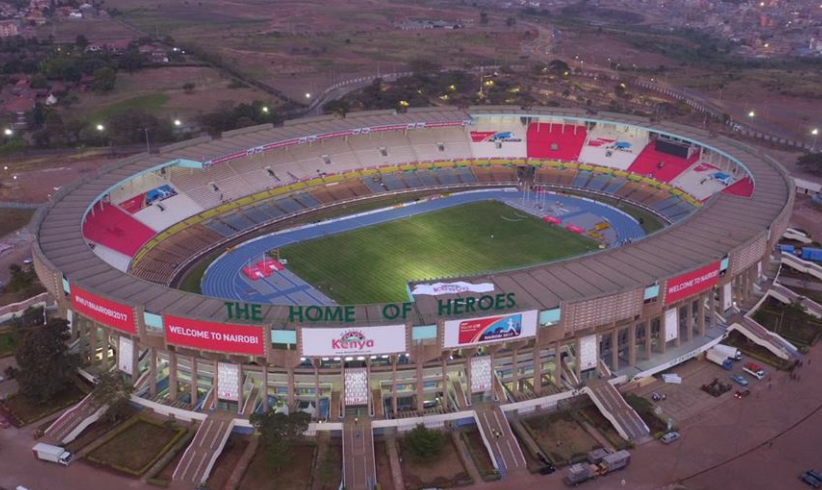 First Day Schedules and Results IAAF World 18 Championships, 2017 Nairobi