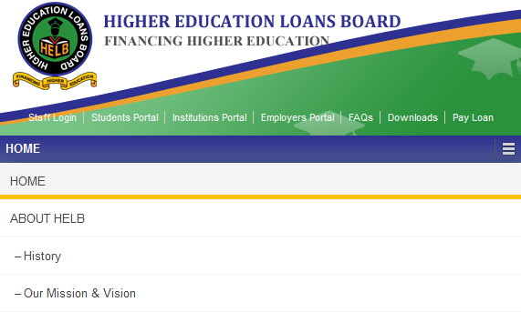 HELB Loan application for firs time applicants procedure Apply Now