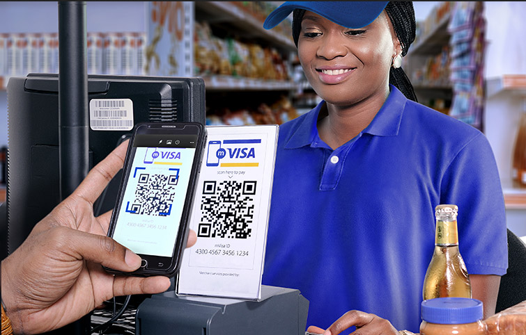 Mvisa, How to Register, Use make Payment and Transfer Money Online, Merchants